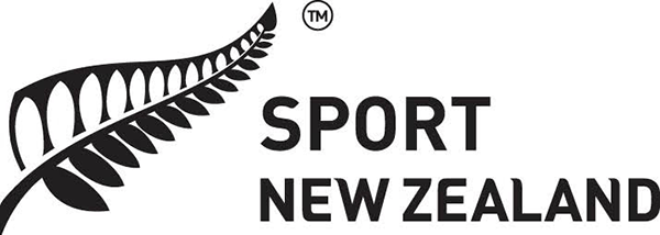 Sport NZ Logo Wide Promote PR